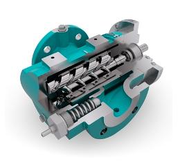 Leistritz Pumps new L3NB pump and Smart Pump Sensor