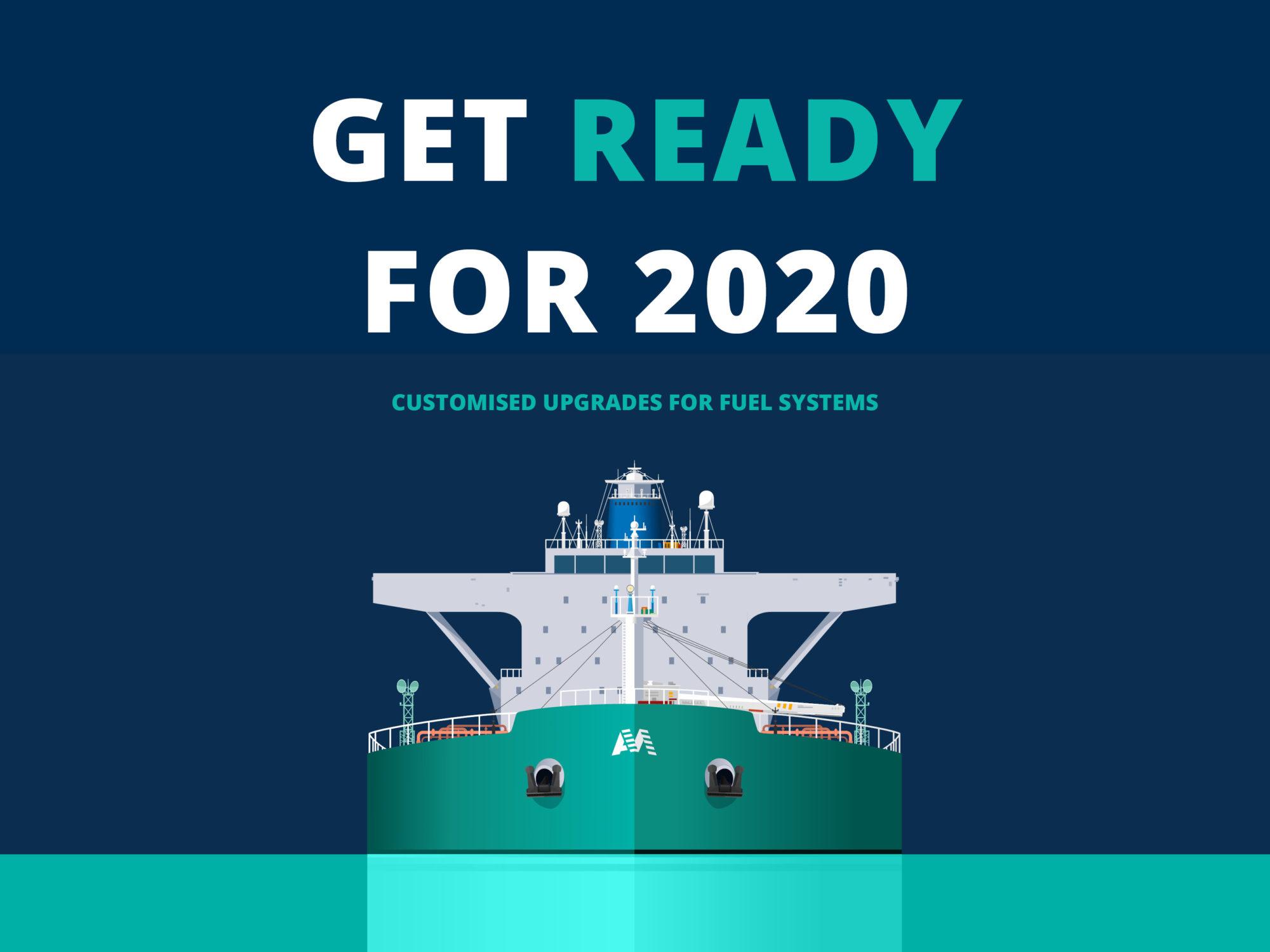 FUEL SYSTEM UPGRADE 2020