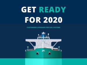 Brandstofsystemen Upgraden voor 2020