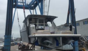HamiltonJet for River Tender KM Yachtbuilders