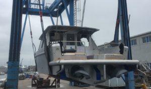 HamiltonJet for River Tender KM Yachtbuilders