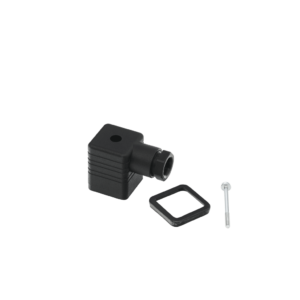 Filters Connector Plug for solenoid valve
