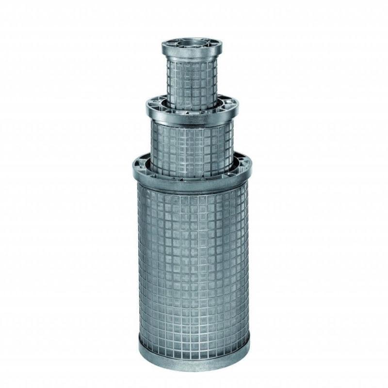 Filters Multi Matel element for duplex filter