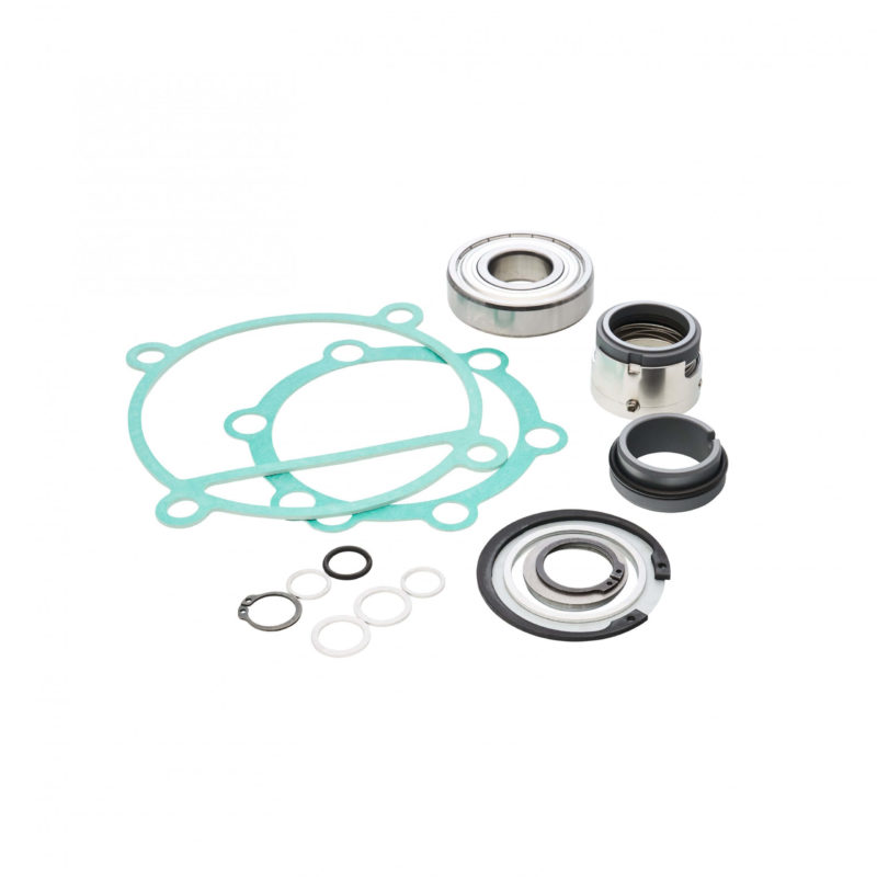 Pumps Minor kits including gaskets shaft seal and ball bearing