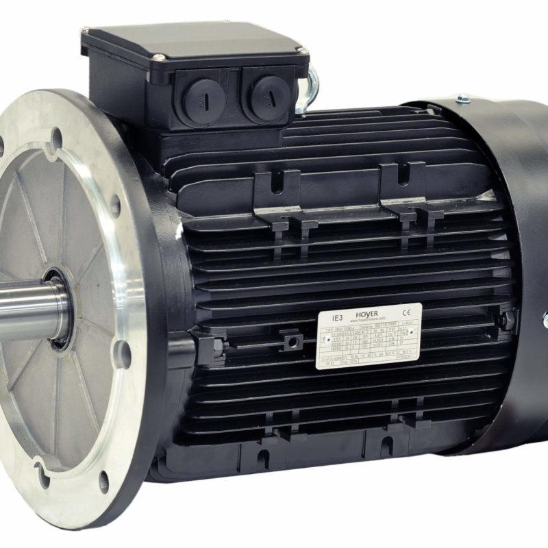 M003942 AuraMarine Electric Motor, induction+ptc+heating