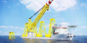Jan DeNul Group kiest voor Red Rock Cranes