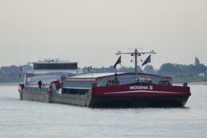 Een nieuwe schroef voor de Modena, Dankzij AMW-Marine